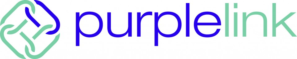 Purple Link logo